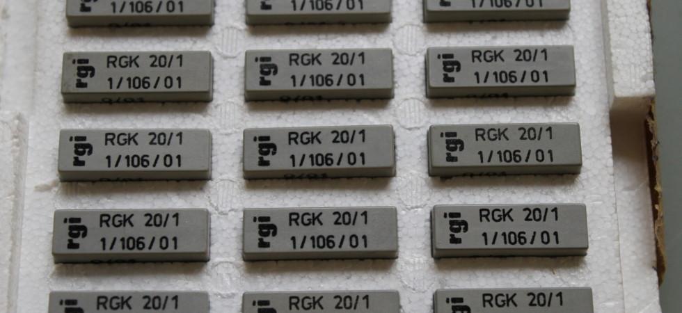 RGK 20//1   1//112//01 RELAIS REED 12V DDR