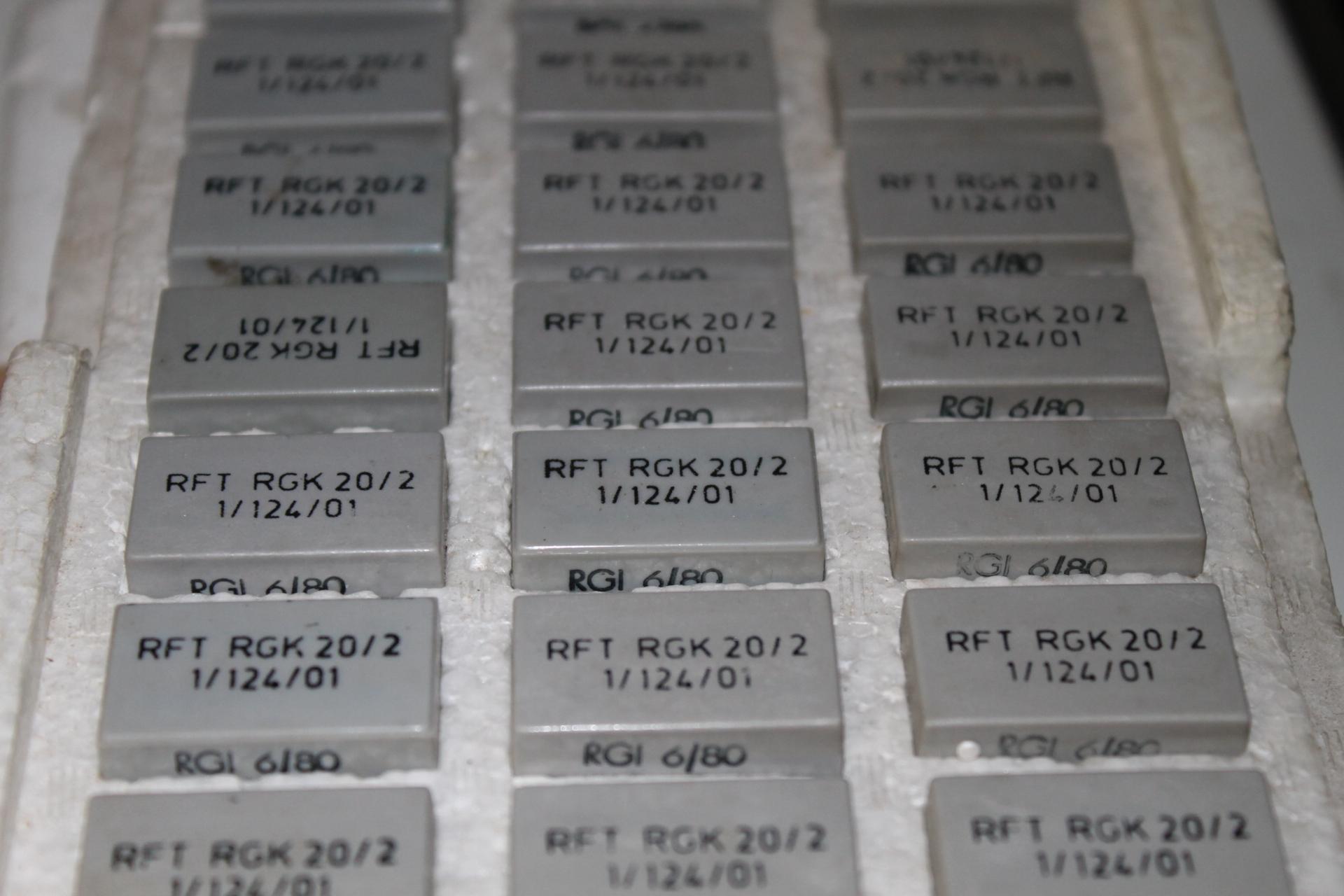 Acetal Querrillen-Entl/üftungsroller 15x50mm