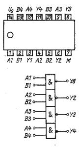 D100_D_Schaltzeichen Anschlussbelegung