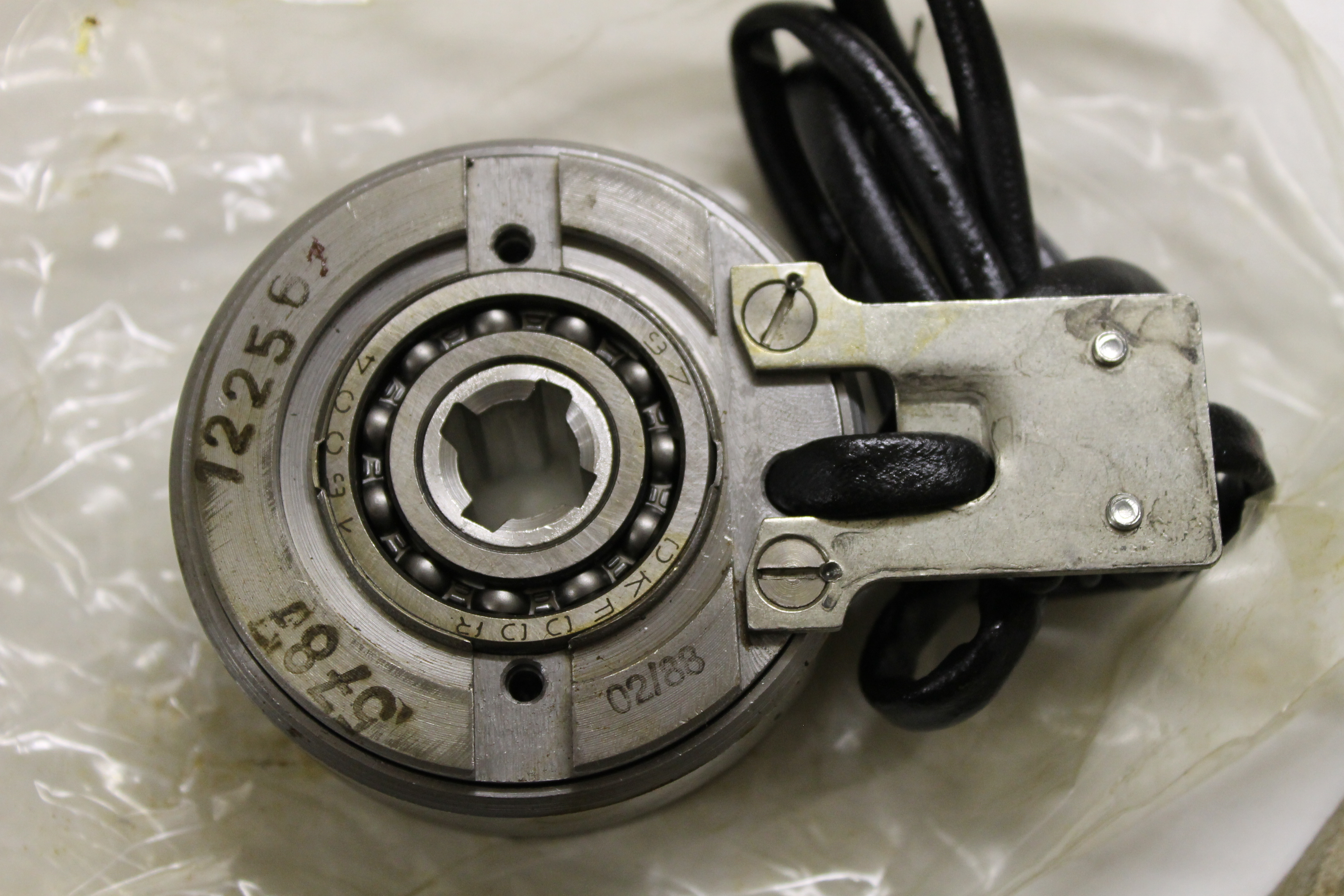 KLDO 0,63 - DDR Kupplung TGL 9922 Bohrung 13x17x4