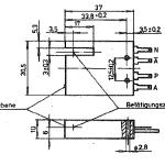 Maße ursamat DDR Initiator 2.3701 2.2701