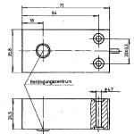 Maße ursamat DDR Initiator 2.3704 2.2704