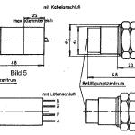 Maße ursamat DDR Initiator 2.3705 2.2705