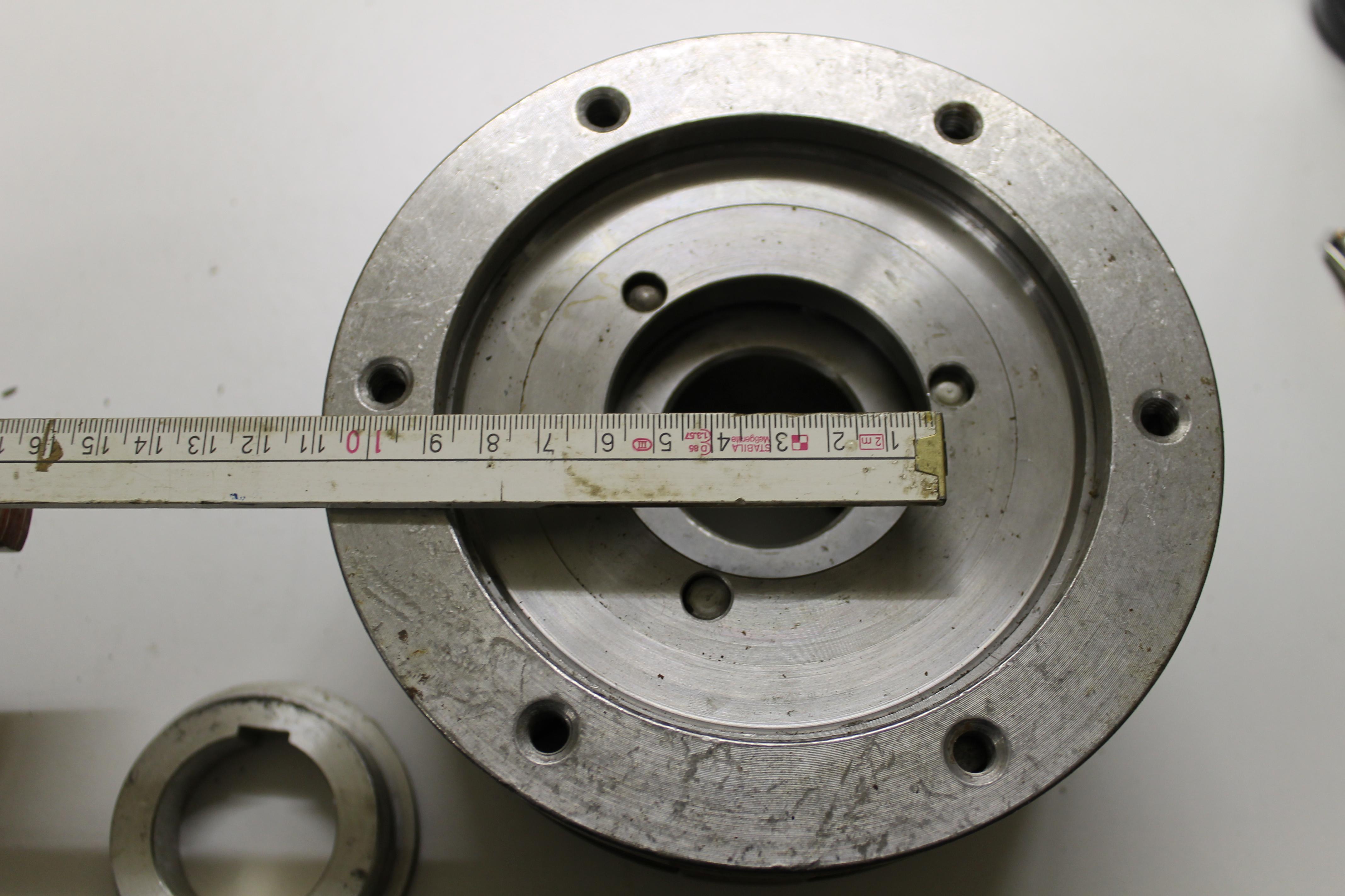 3KL 20 - elektromagnetische Lamellenkupplung TGL 9922/03