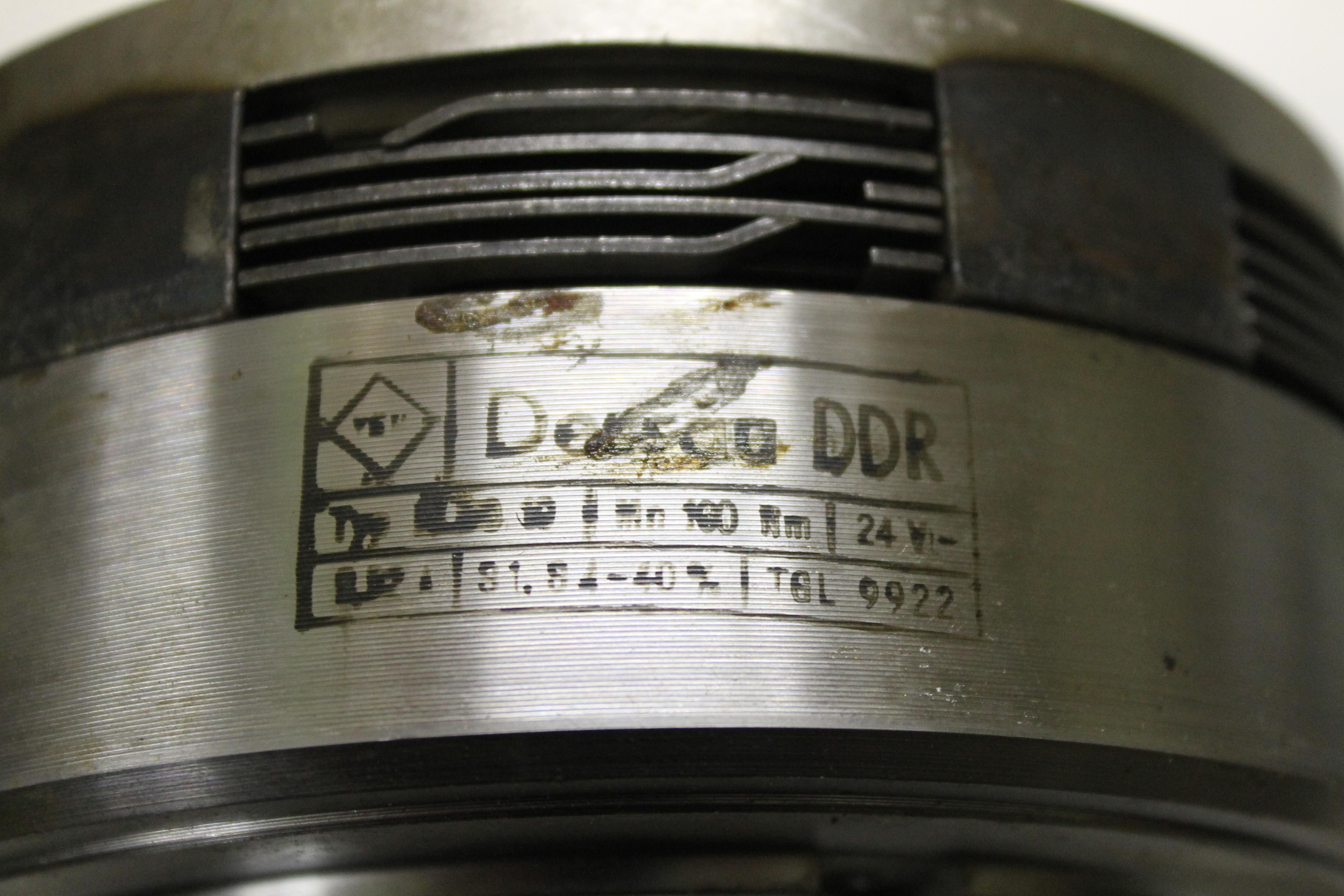 KLDO 10 Lamellenkupplung DM 30mm