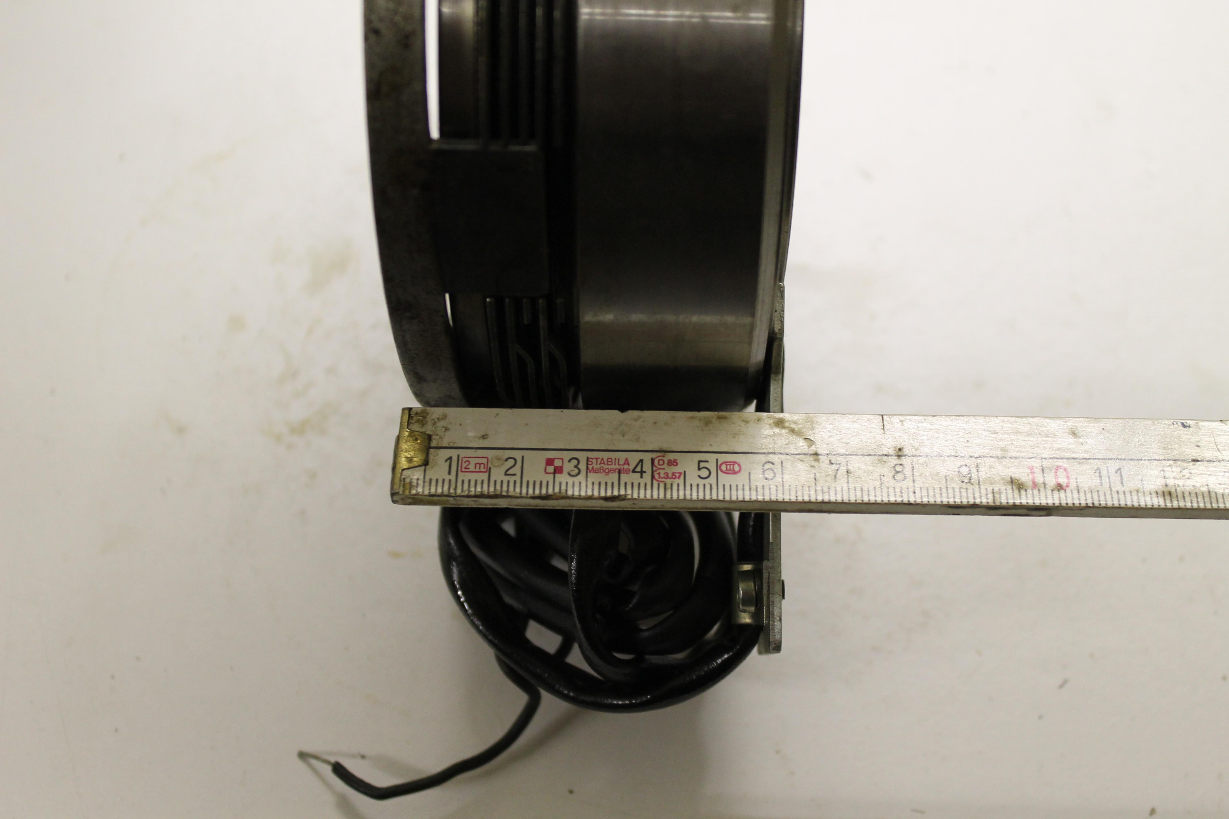KLDO 10 mit Keilnabenprofil 36x42x12 mm