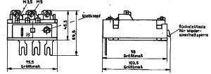 TGL 29381 Nenngroesse IR 2 IR 3