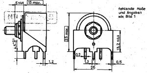 TGL 42767 - Bauform 614 - Größe